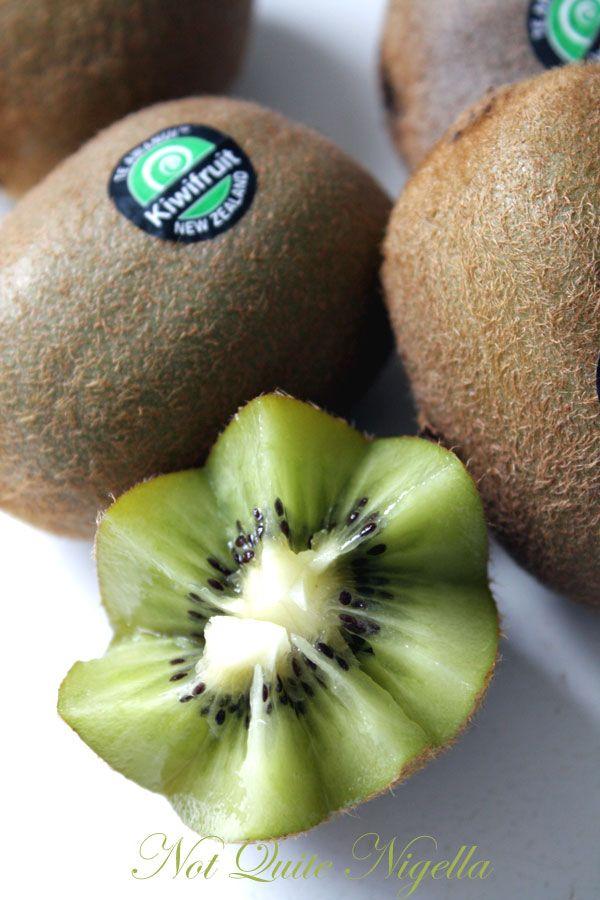 Kiwifruit and Apple Jam