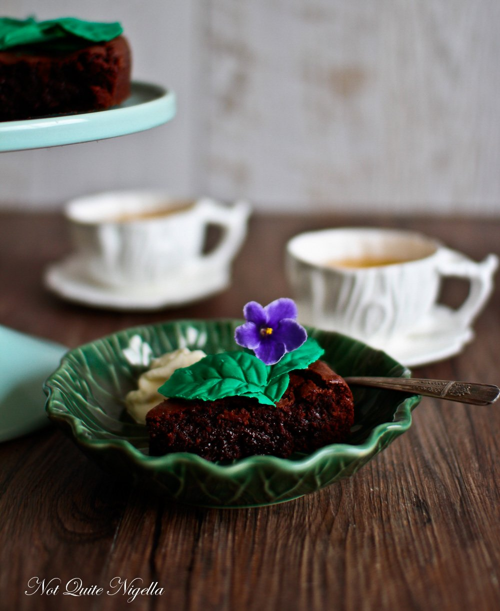 Kladdkaka Swedish Chocolate Cake Recipe