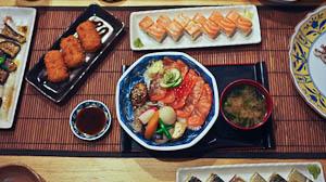 Osaka Style Sushi at Komaru, Neutral Bay