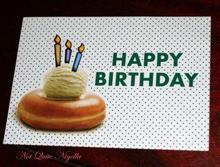 Krispy Kreme Voucher
