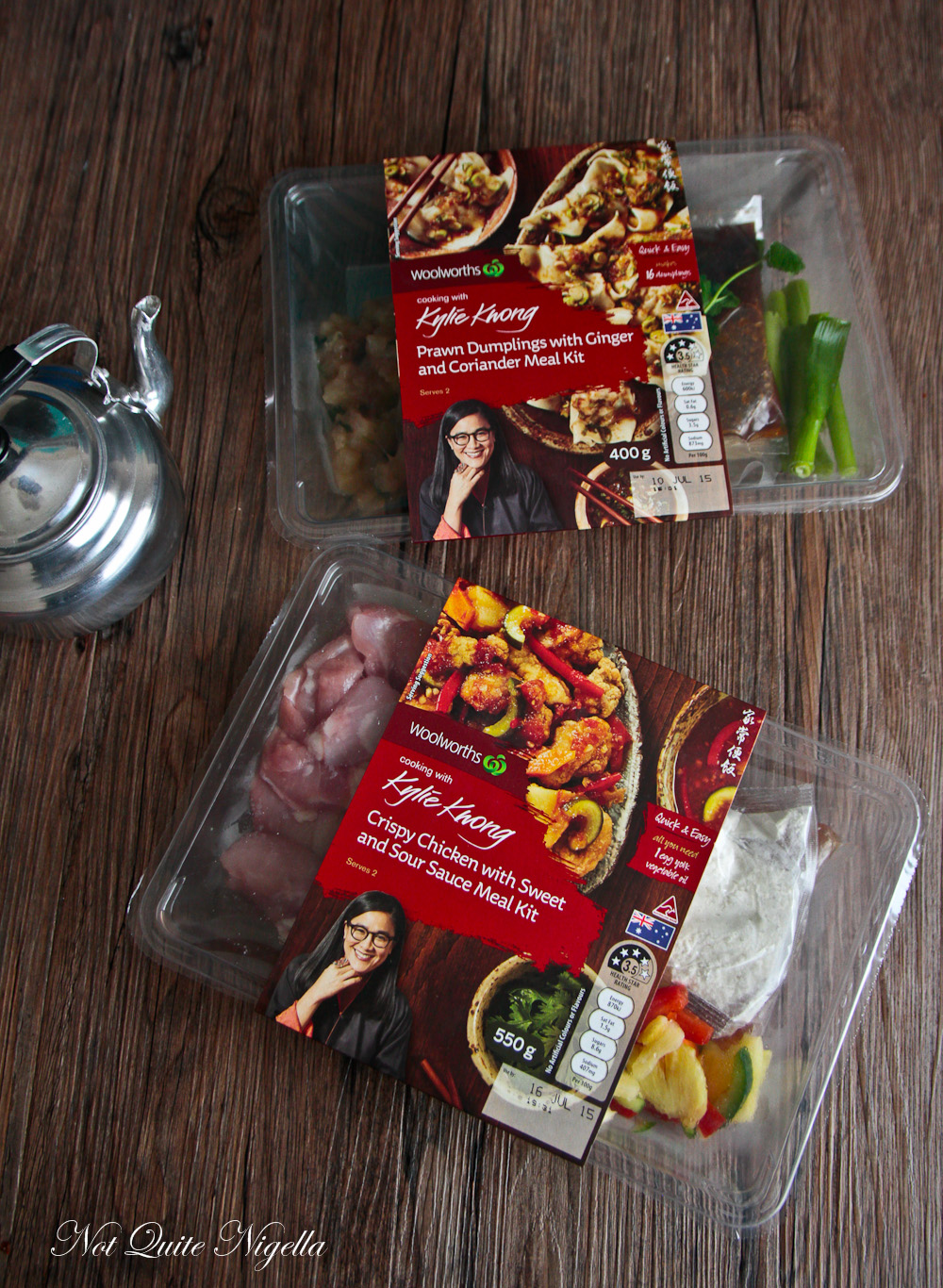 Win the cooking with kylie range with woolworths not quite nigella kylie kwong woolworths forumfinder Gallery