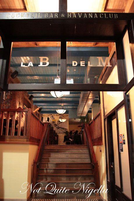 La Bodeguita Del Medio, Cuban Restaurant, Sydney