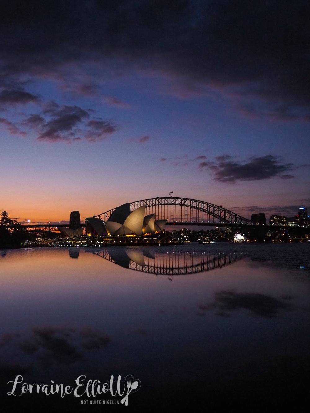 La Boheme Opera On Sydney Harbour