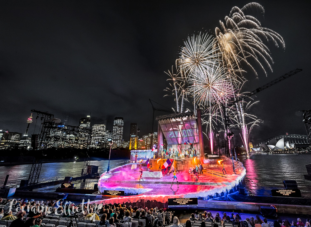La Boheme Opera On Sydney Harbour
