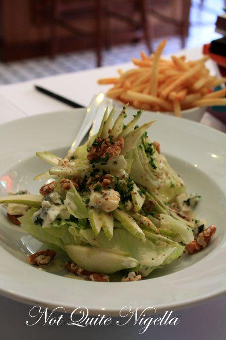la brasserie darlinghurst roquefort salad
