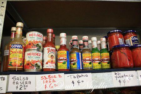 la cumbia kingsford sauces