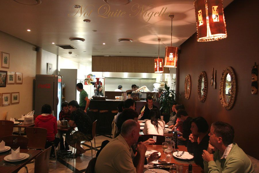La Mesa Philippine Cuisine At Dee Why