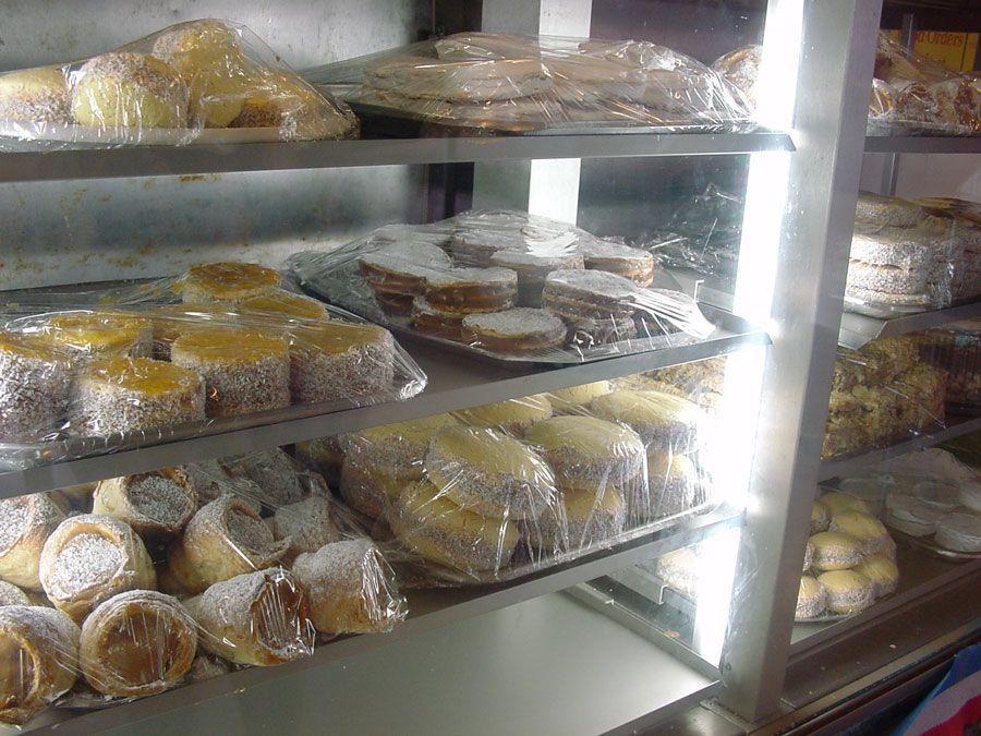La Paula Empanadas and sweets at Kingsford