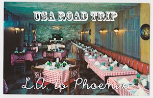 Road Trip USA: LA to Phoenix