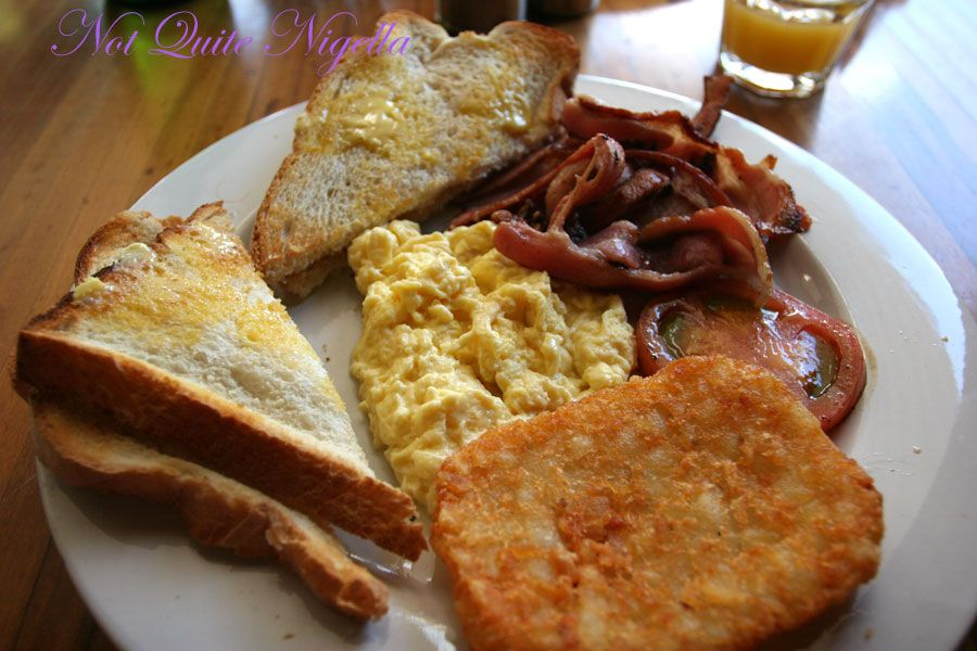 La Vera at Glebe Big Breakfast