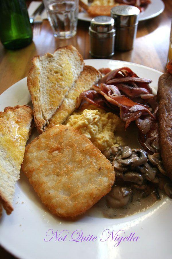 La Vera at Glebe Country breakfast