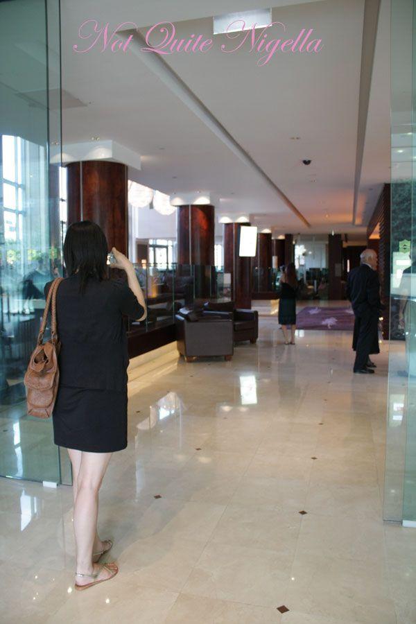Ladies Day Champagne High Tea, Shangri-La Hotel Lobby Lounge, Sydney