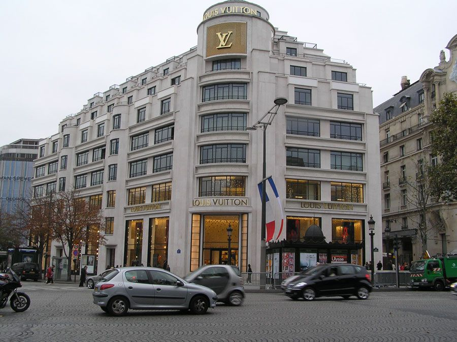 Paris-Louis Vuitton
