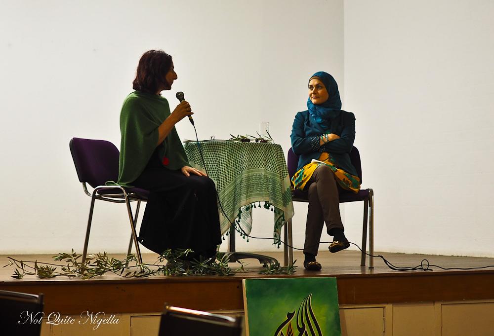 Laila El Haddad Interview