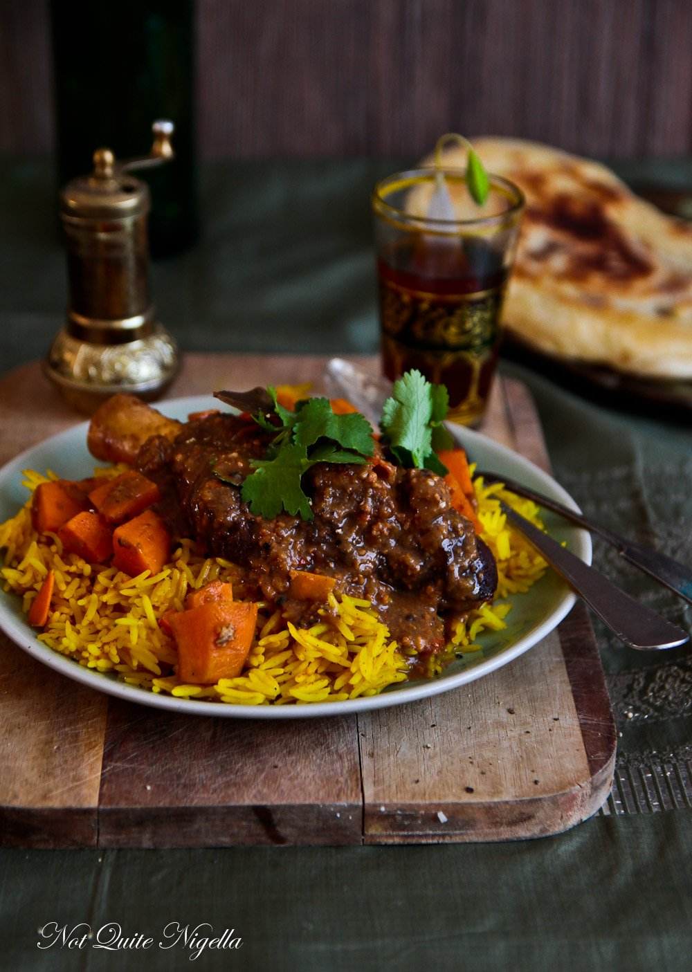 Lamb Shank Curry