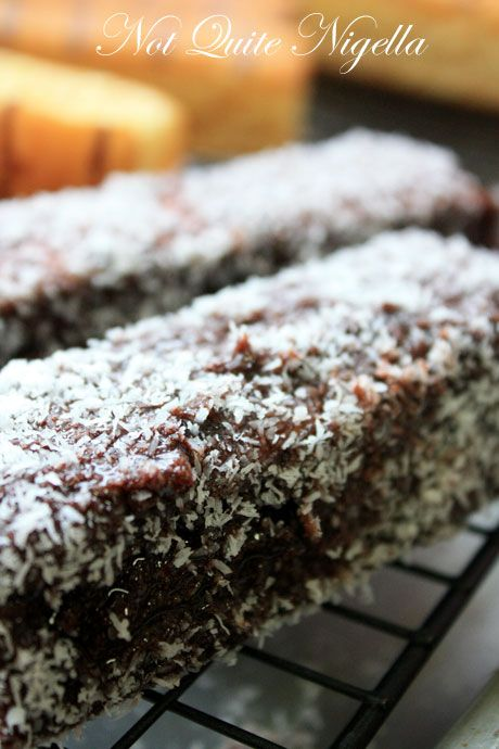 lamington coated