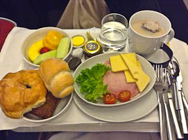 Airline Review: LAN Business Class Santiago To Sydney