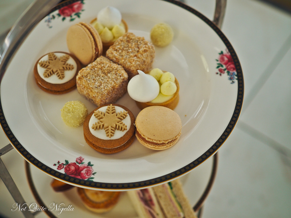 christmas in July afternoon tea