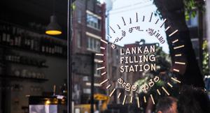 Fill Her Up! Lankan Filling Station, East Sydney