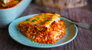 Lasagna Alla Vodka!