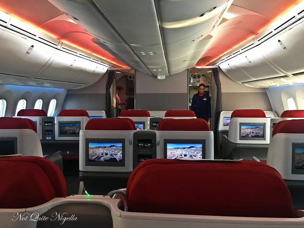 Latam Business Cl Flight Review