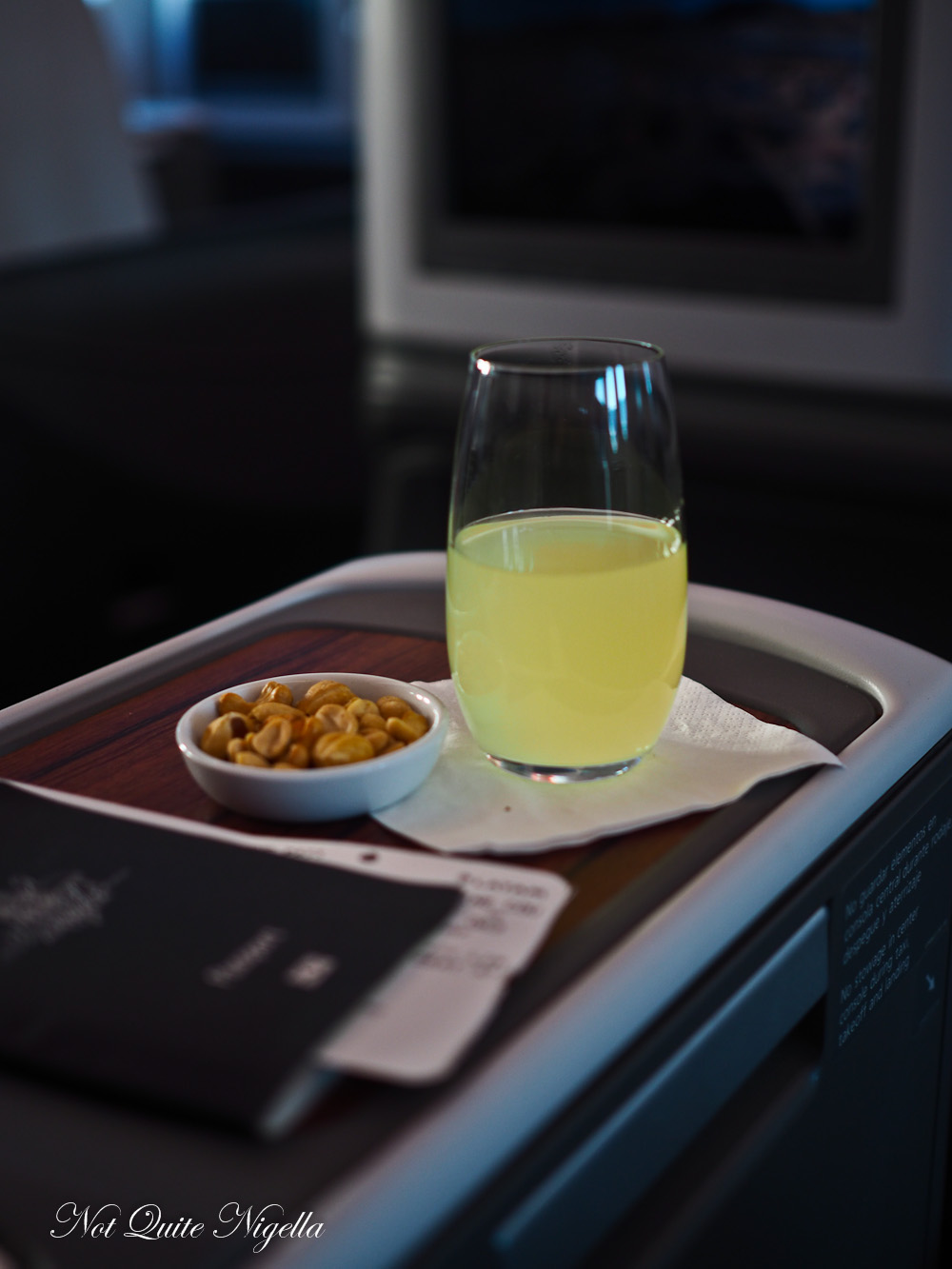 Latam Business Class Flight Review