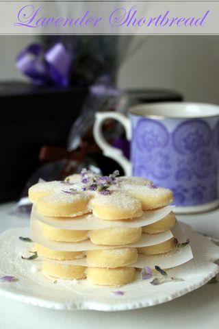 lavender shortbread 3