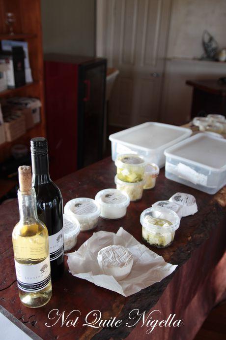 cheese food wine mudgee