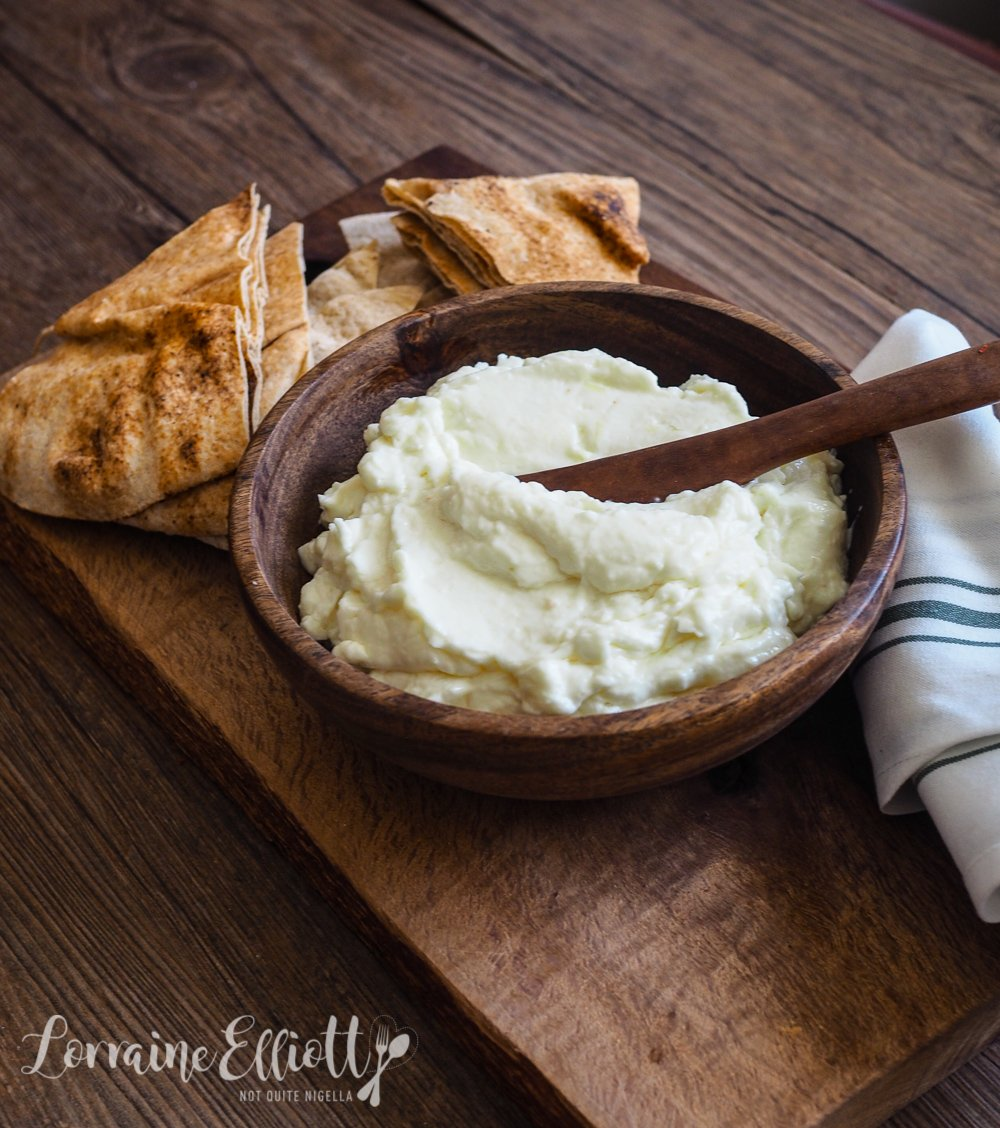 Lebanese Garlic Sauce or Toum Easy Foolproof