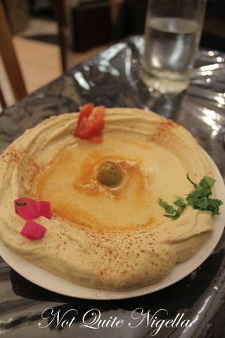 lebanon and beyond, randwick, hommous