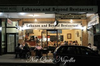 lebanon and beyond, randwick, outside
