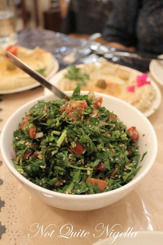 lebanon and beyond, randwick, tabouli