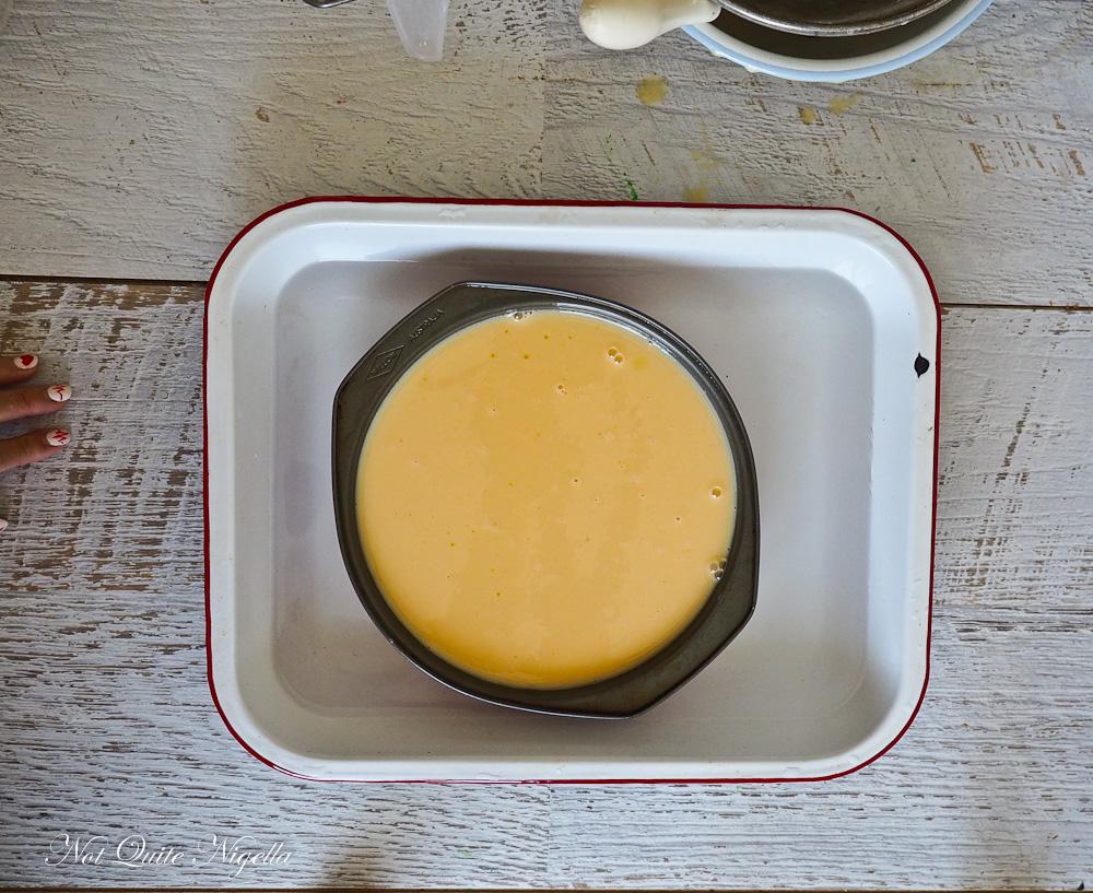 Creme Caramel or Leche Flan