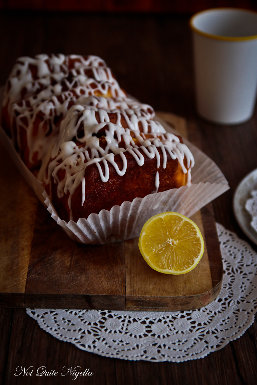 Lemon Pullapart Bread