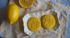 Lemonade Girl Scout Cookies Or Lemon Ups!