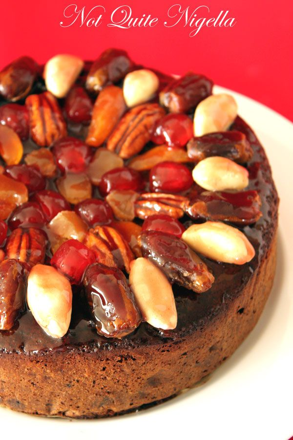Let it Snow! Jewelled Fruit Cake, Swedish Mulled Wine & Finnish Pea Soup
