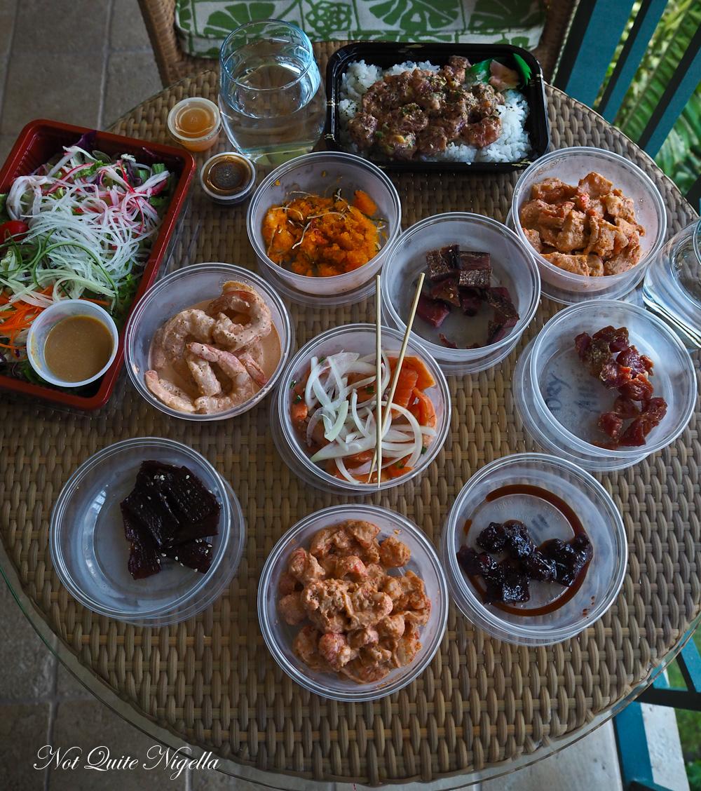 Lihue Kapaa Kauai Food
