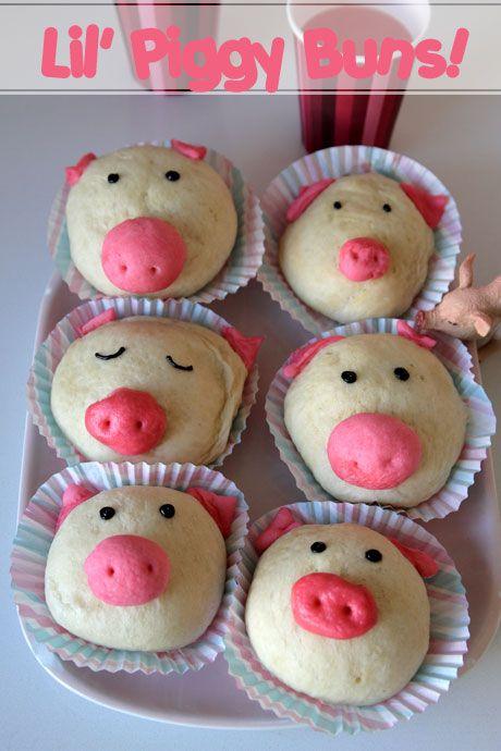 piggy-buns