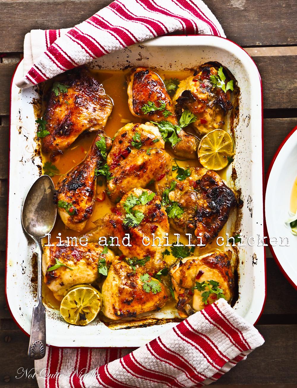 Lime Chilli Chicken