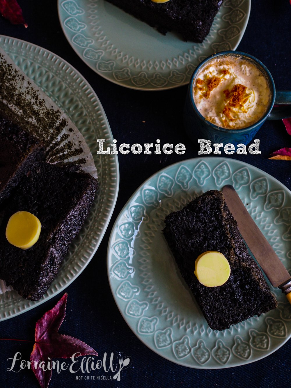Licorice Liquorice Bread Kickaboom