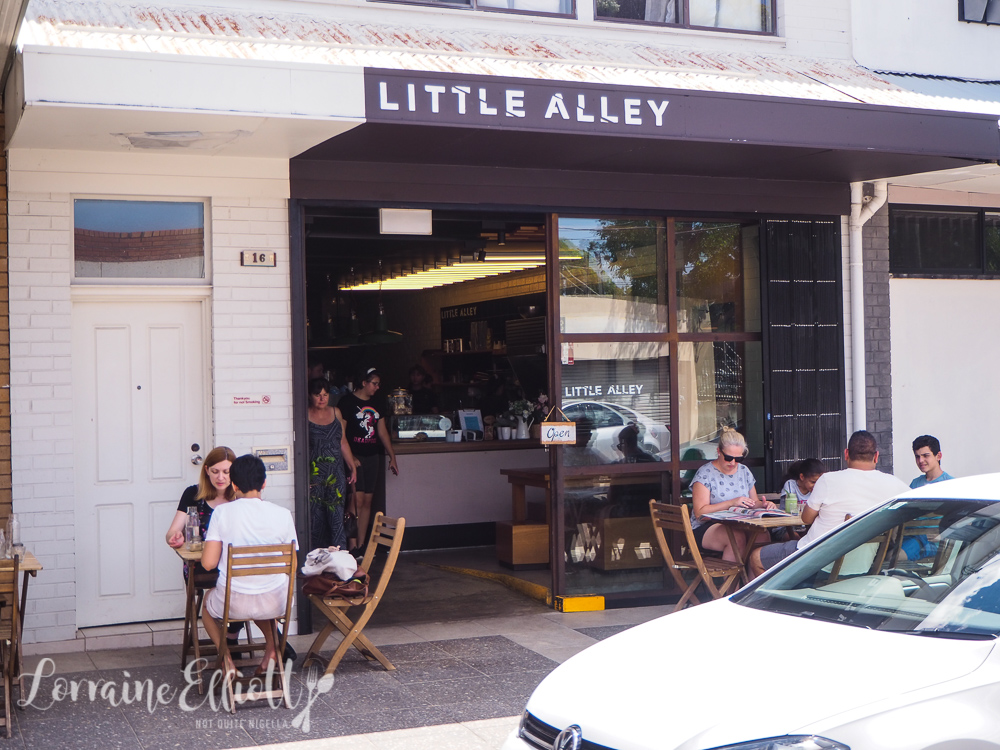 Little Alley, Narwee