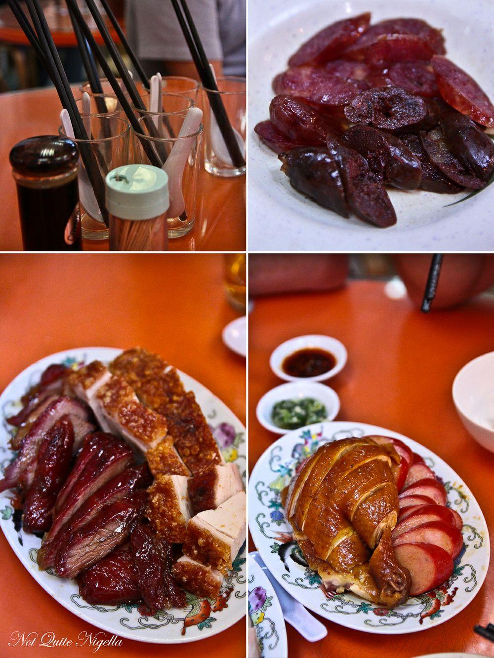 Local Hong Kong food