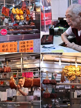 Local Hong Kong food