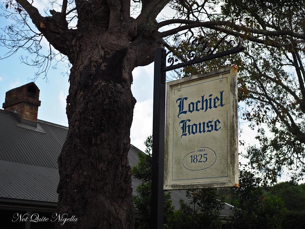 Lochiel House Kurrajong