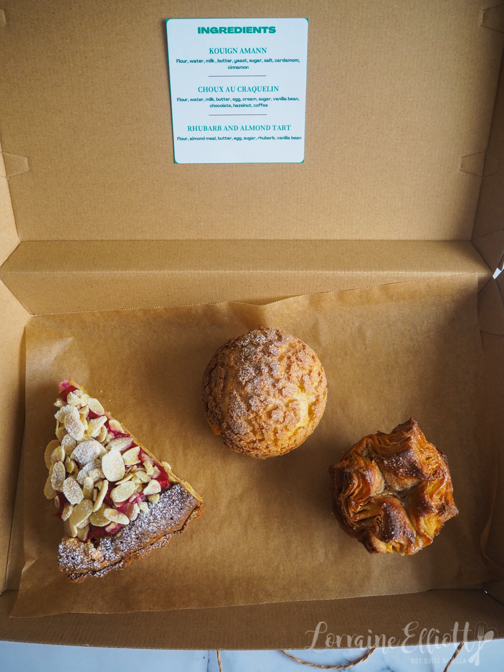 Lockdown Pastries For Beyond Blue