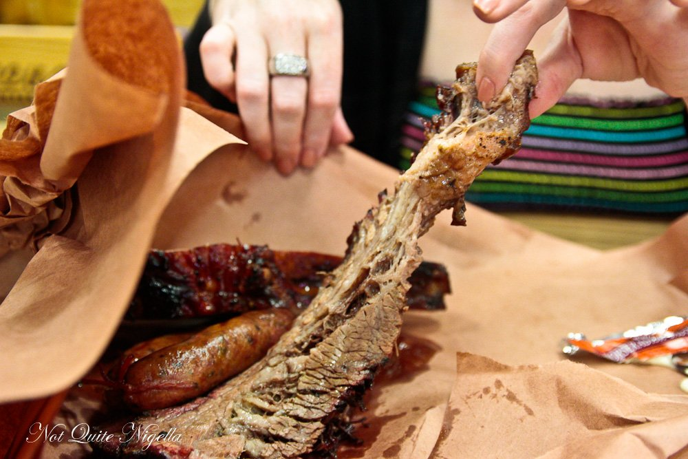 Lockhart, The BBQ Capital of Texas @ Not Quite Nigella