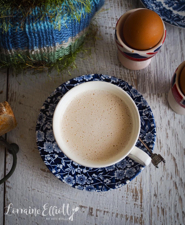 London Fog Tea Syrup Recipe