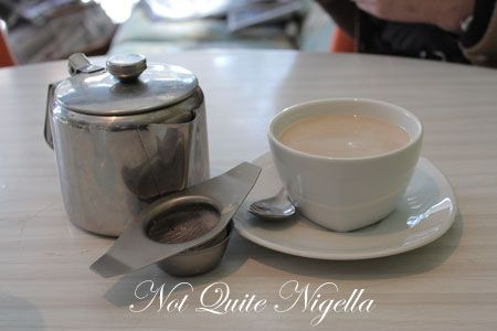 love grub, alexandria, review, chai