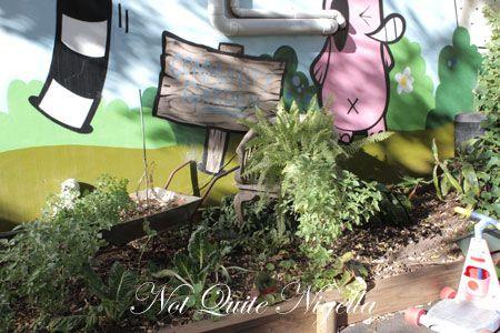 love grub, alexandria, review, community garden