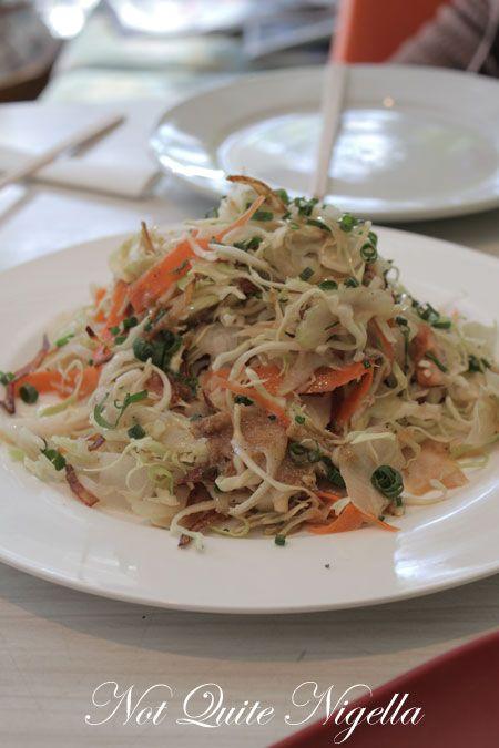 love grub, alexandria, review, salad